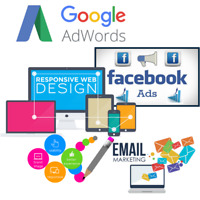 Website Design | SEO | PPC | Email Marketing