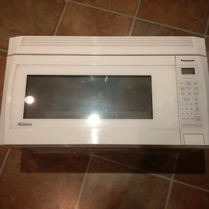 Panasonic Over-the-Range Microwave