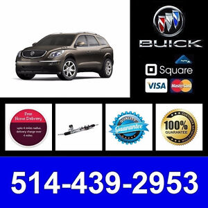 Buick Enclave ■  Crémaillère ► Rack and Pinion (OEM)