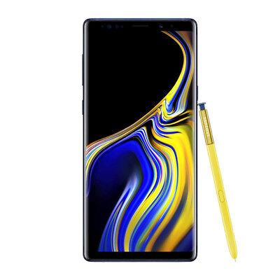 Samsung Galaxy Note 9 128GB Ocean Blue - (T-Mobile) SM-N960UT