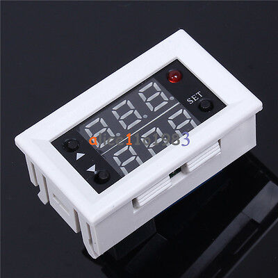 12v Timing Delay Cycling Digital Double Led Display Relay Module Switch