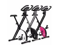 VX-Bike Folding Exercise Bikes 12 Months Warranty | Daddy Supplements