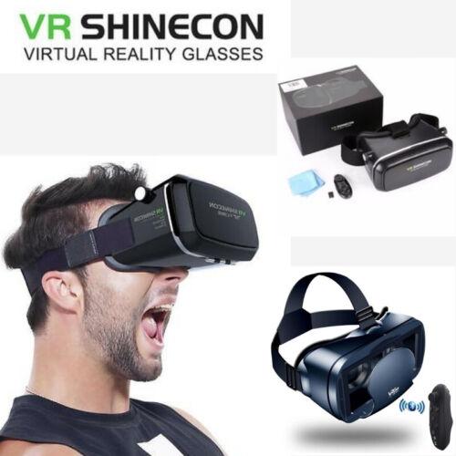 VR Shinecon 10.0 Casque Helmet 3D Glasses Virtual Reality ( With Box No Remote)