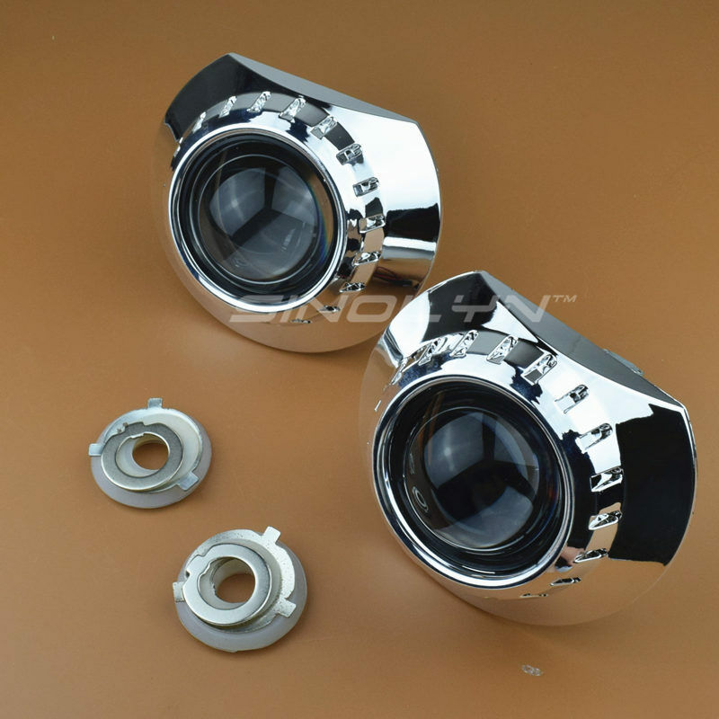 hid bi xenon headlight projector lens for bmw m3 e90 e91. Black Bedroom Furniture Sets. Home Design Ideas