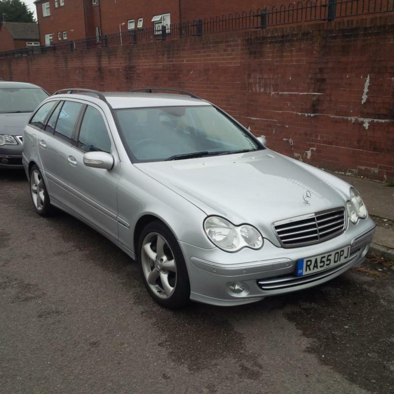 mercedes benz c320 cdi 7g tronic 2005 diesel estate avantgarde se in newport road cardiff. Black Bedroom Furniture Sets. Home Design Ideas