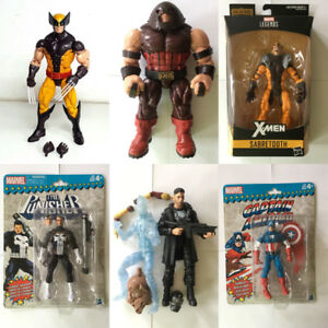 Marvel Legends Action Figure Lot Hasbro Avengers X-men BAF