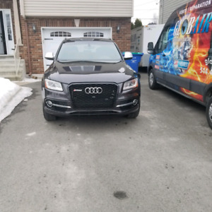 Audi Sq5 2014 Technik