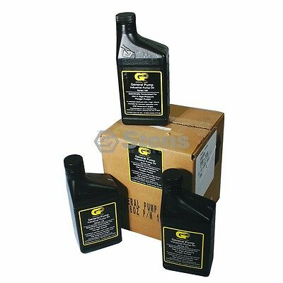 30 Weight Oil General Pump 100214 6 Pack 16 Oz  758-115