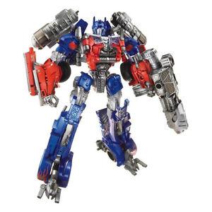 Transformers Dark of the Moon Optimus Prime-Gun Action Figure Kid Toy Gift