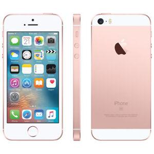 Apple iPhone SE, 16GB, Rose Gold, UNLOCKED (4187)