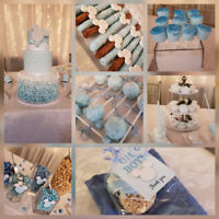 Birthday Communion Baby Shower Cakes Cookies Sweet Tables