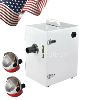 Usa Dental Lab Digital Single-row Dust Collector Vacuum Cleaner