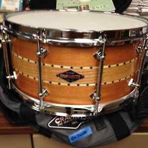 Craviotto Snares at Octave Music