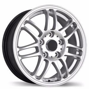 "NEW 16"" Alloy wheel 5x114.3 for Civic, Elantra, Mazda 3, 5, etc."