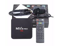 Mxq pro Android Box with all apps installed