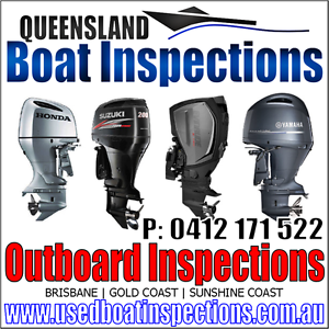 OUTBOARD INSPECTIONS & DIAGNOSTIC CHECKS Victoria Point Redland Area Preview