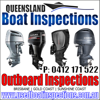 OUTBOARD INSPECTIONS & DIAGNOSTIC CHECKS