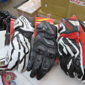 FIVE RFX3  Leather Motorcycle Gloves Brand New RE-GEAR