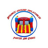 Bounce Around Inflatable We Deliver In All Areas Of Nova Scotia!