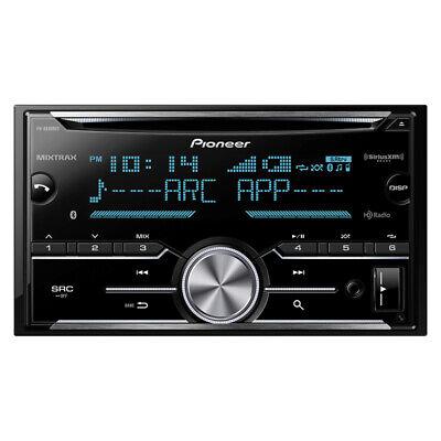 Pioneer FH-X830BHS CD RDS Receiver AUX/USB/BT/SiriusXM/HD