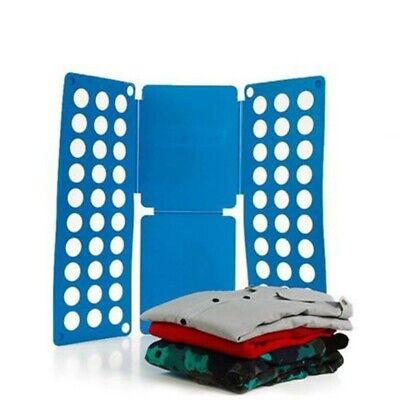 Mini Laundry Kid Magic Fast Speed Folder Clothe T-Shirt Fold Board Tool Shirt Folding Tool