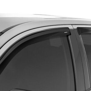 STAMPEDE Front and Rear Vent Visors for Acadia / Oulook, 6076-2