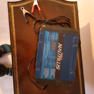 Nautilus battery charger