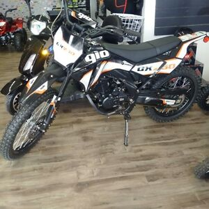 NEW 2017 DIRT BIKES!!! 70cc-110cc-125cc-250cc!!! SALE!! ON NOW!!