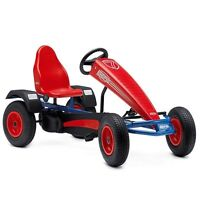 Berg GoKart (Pedal) for kids 6 and up can carry 150lbs max weigh
