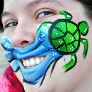 Face Paint, Balloons, Glitter Tattoos!  Parties, Picnics, & More Kitchener / Waterloo Kitchener Area image 2