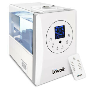 Levoit Ultrasonic Warm and Cool Mist Humidifier with remote