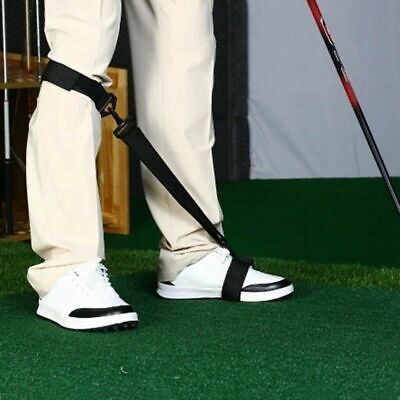 Golf Training Aids Leg Correction Strap For Beginners Brace Trainer Best