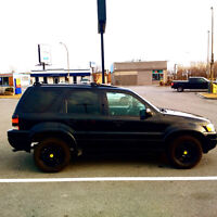 Ford Escape 4x4 Cuir ToiT Echange