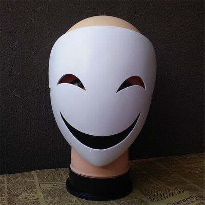 Smile Masks Cosplay Halloween White Mask Election Year Cosplay Leech Halloween Accessories