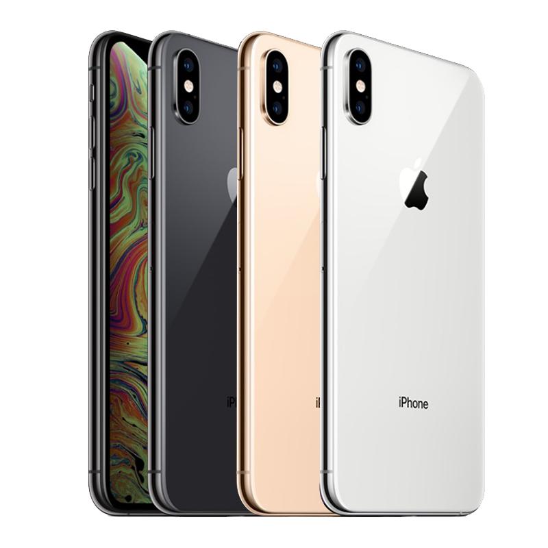 New Apple iPhone XS MAX 64GB 256GB 512GB Factory Unlocked T-