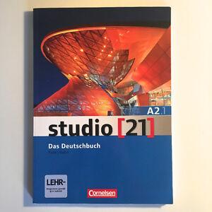 Allemand Studio A2.1