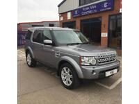 2011 61 Land Rover Discovery Commercial + Rear seats