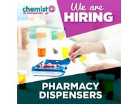 Pharmacy Dispensers, Technicians and ACTs required. West Lancashire