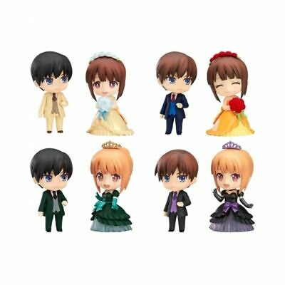 Nendoroid More Dress Up Wedding Elegant Ver. GSC Authentic Full 8 Piece Box - Dress Up Box