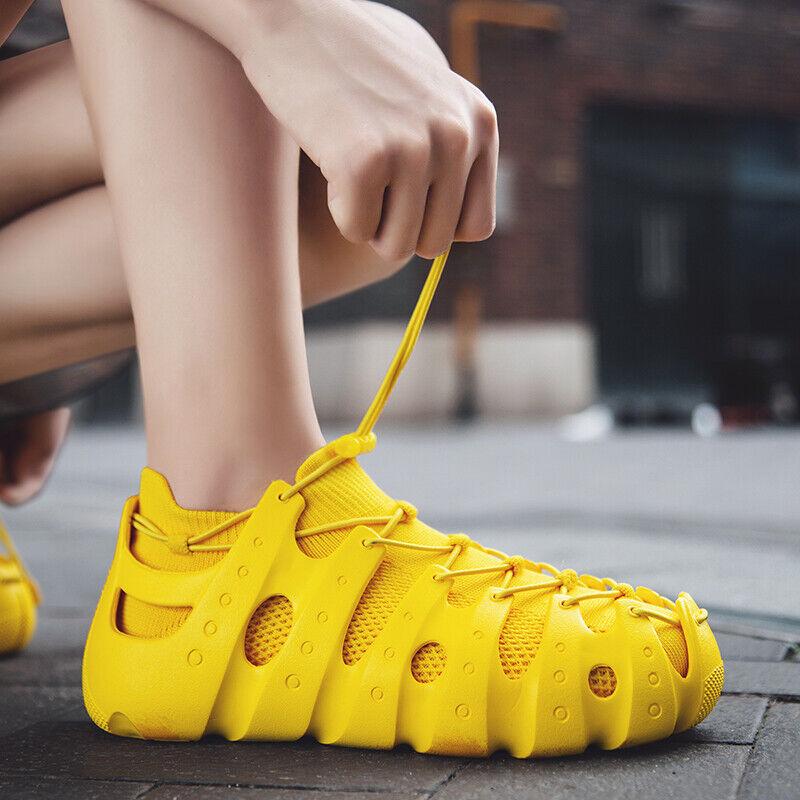 Herren Socken Schuhe GYM Sportschuhe Atmungsaktiv Turnschuhe