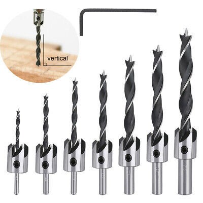 "Industrial Index 13pc Main Gauche Drill Bit Set 1//16/""-1//4/"""