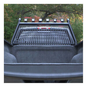 BACKRACK NOIR - CHEVY/GMC 2007-17