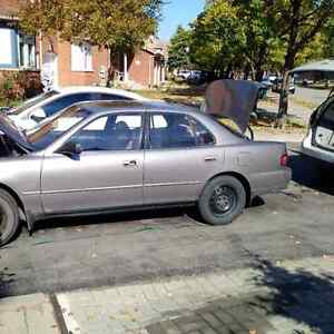1992 Toyota Camry (Great winter beater)