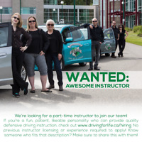 Driver Instructor Wanted for Established Driving School