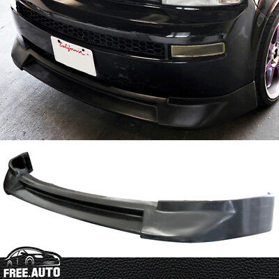 Bumper Cover For 2004-2006 Scion xB Front Plastic Primed With Spoiler Holes