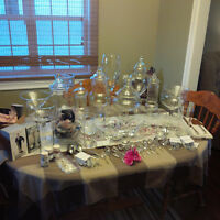 Decorative Glass Dishes - Buffet & Accessories