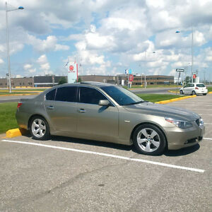 2007 BMW 550I -Series Cuir Berline