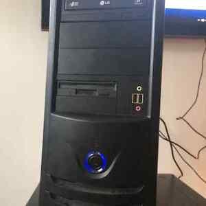 intel core 2 duo // 2GB ram // 80GB hdd // windows 10
