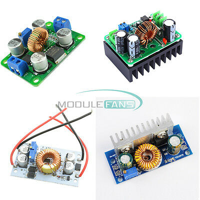 5a 6a 8a 10a Dc Dc Boost Converter 600w Step Up Down Power Adjustable Charger