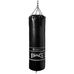 ATF 75lbs punching bag + Everlast heavy bag stand